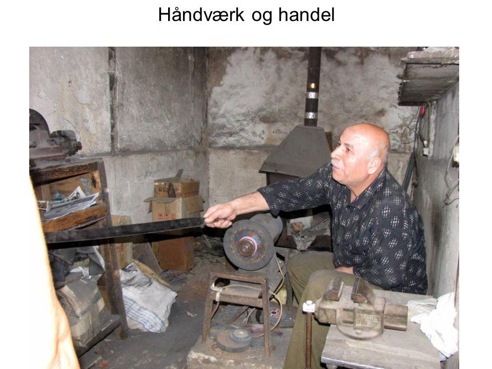 Håndværk og handel