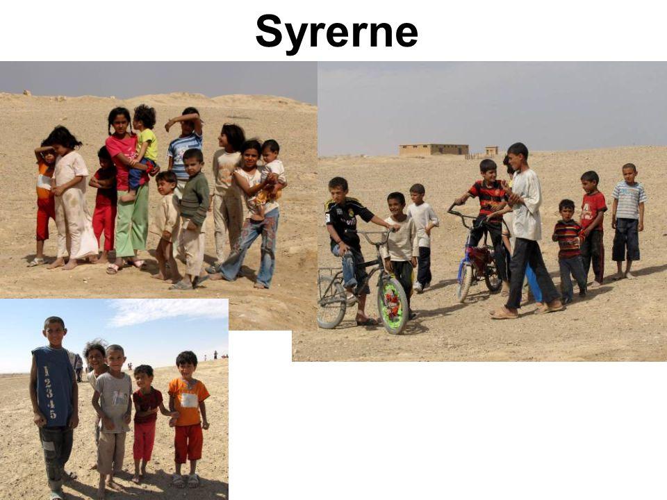 Syrerne