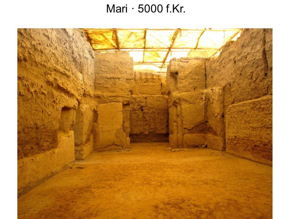 Mari · 5000 f.Kr.