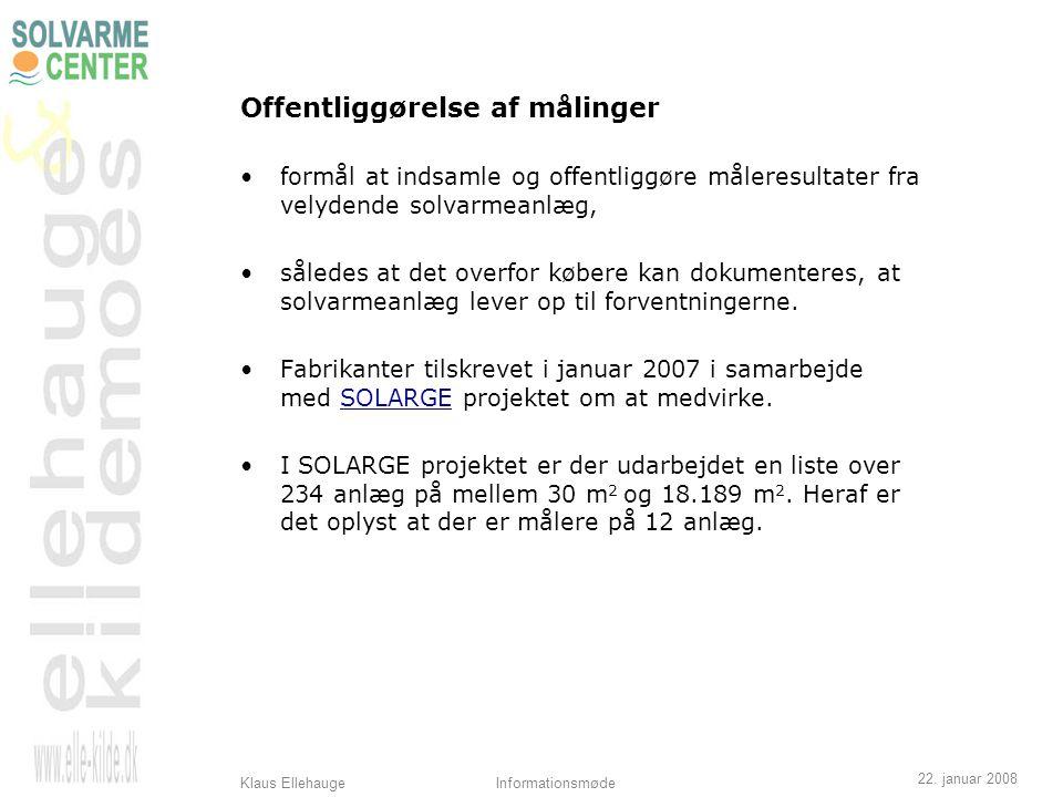 Klaus Ellehauge Informationsmøde 22.