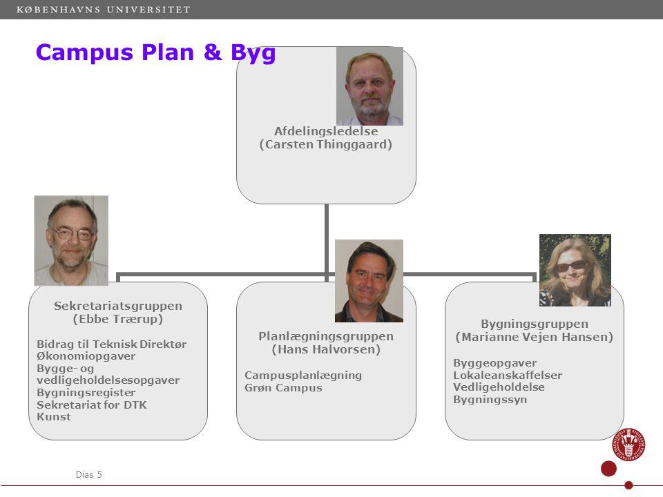 Dias 5 Campus Plan & Byg
