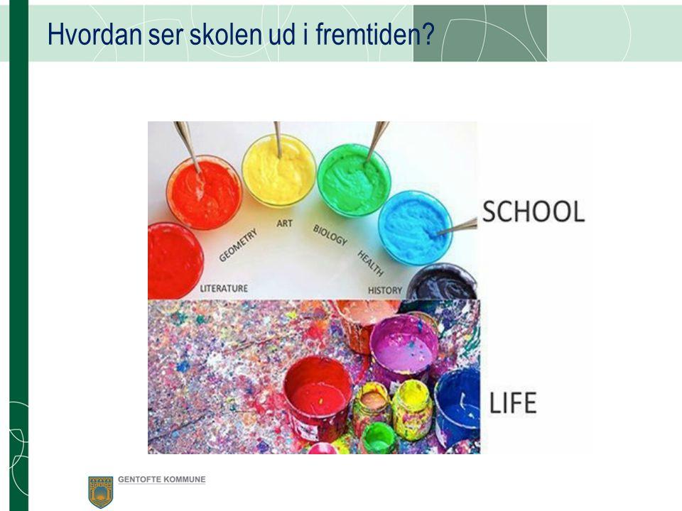 Hvordan ser skolen ud i fremtiden