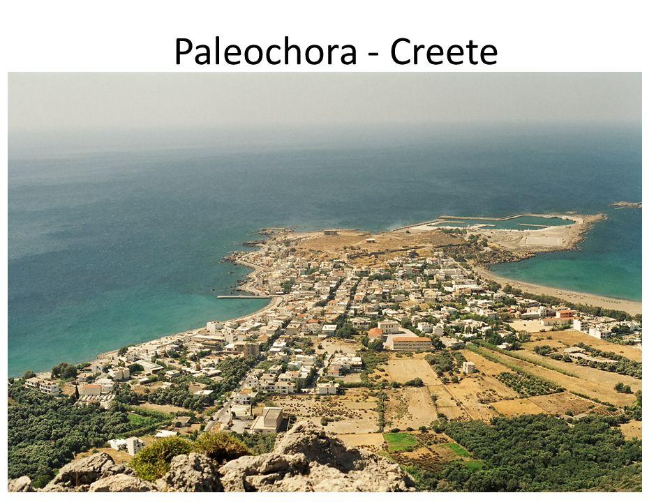 Paleochora - Creete