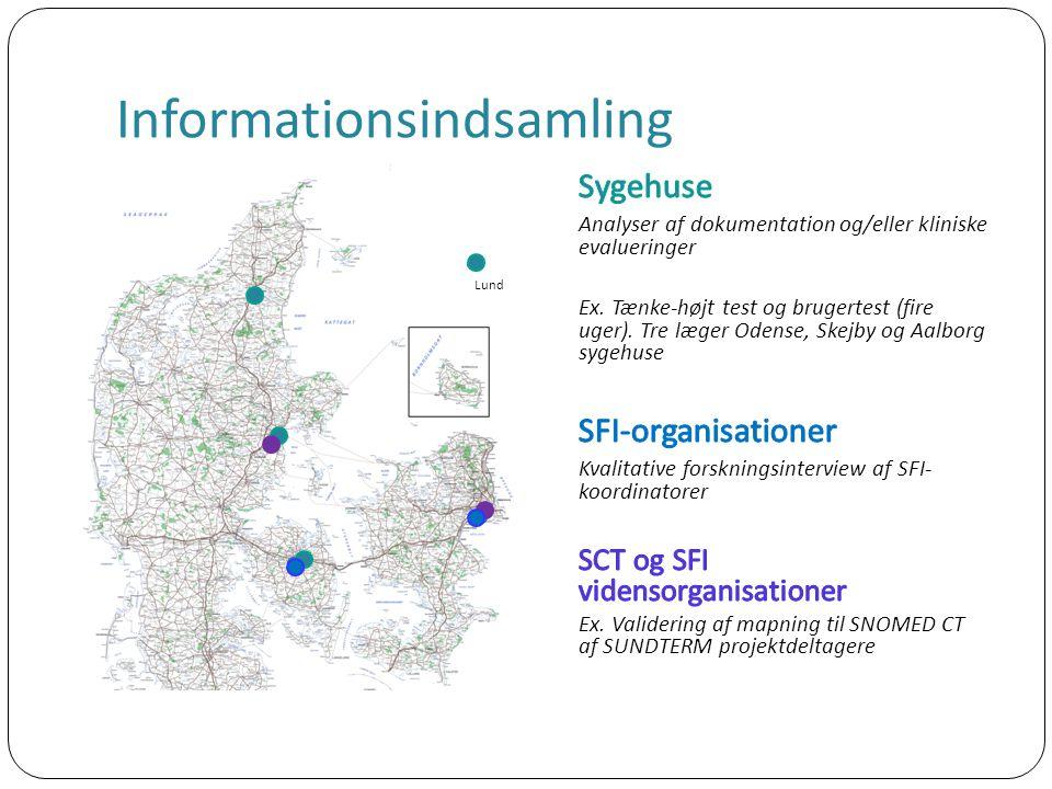 Informationsindsamling Lund