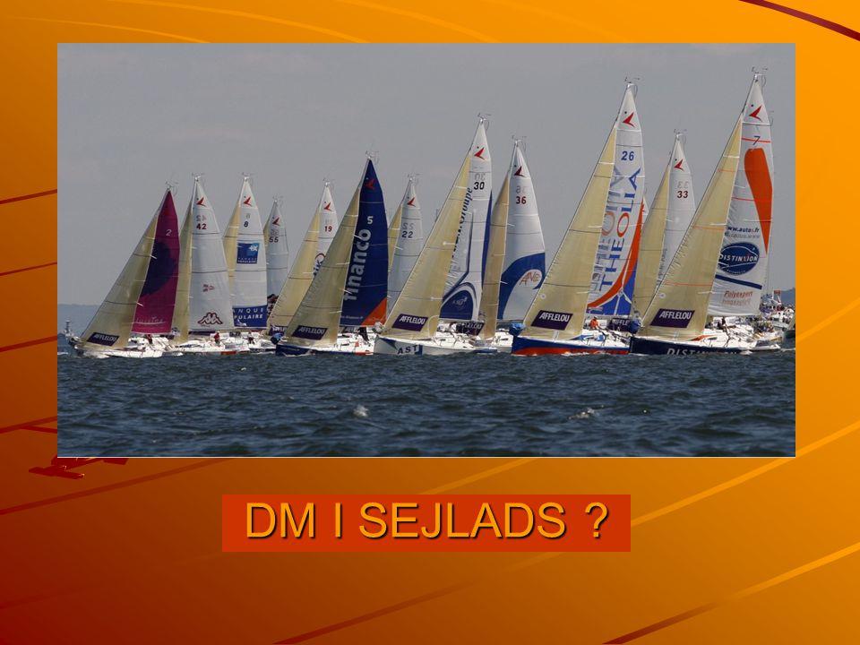DM I SEJLADS