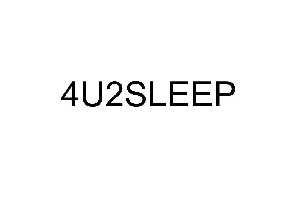 4U2SLEEP