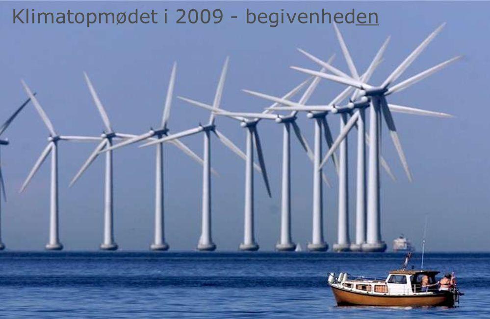 14 Klimatopmødet i 2009 - begivenheden