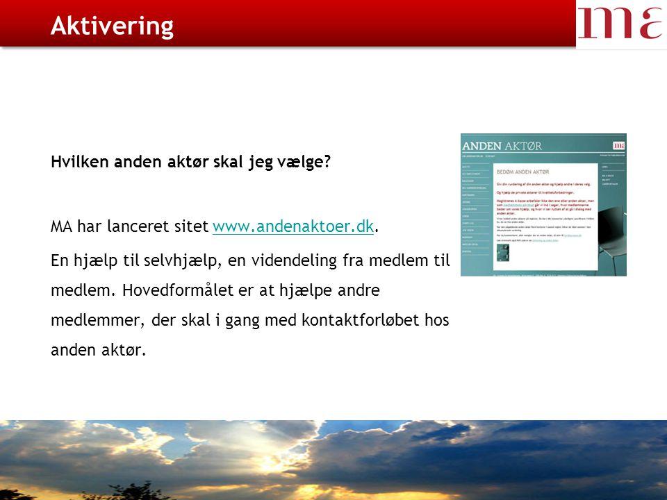 23-08-2014Magistrenes Arbejdsløshedskasse side 8 CV – Jobnet / Arbejdsgiver Hvilken anden aktør skal jeg vælge.