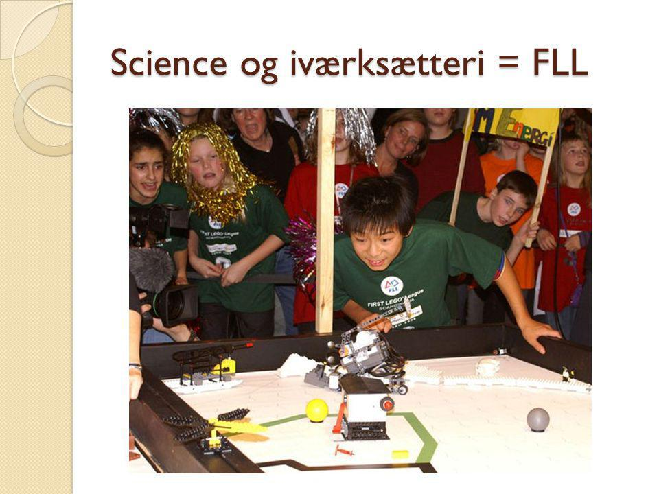 Science og iværksætteri = FLL