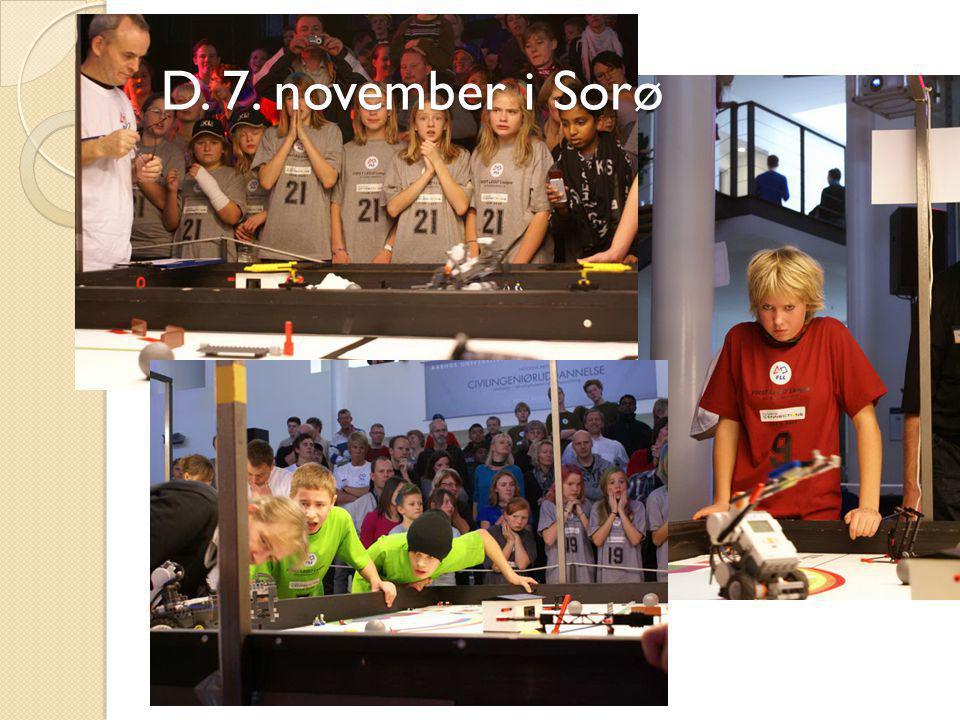 D. 7. november i Sorø