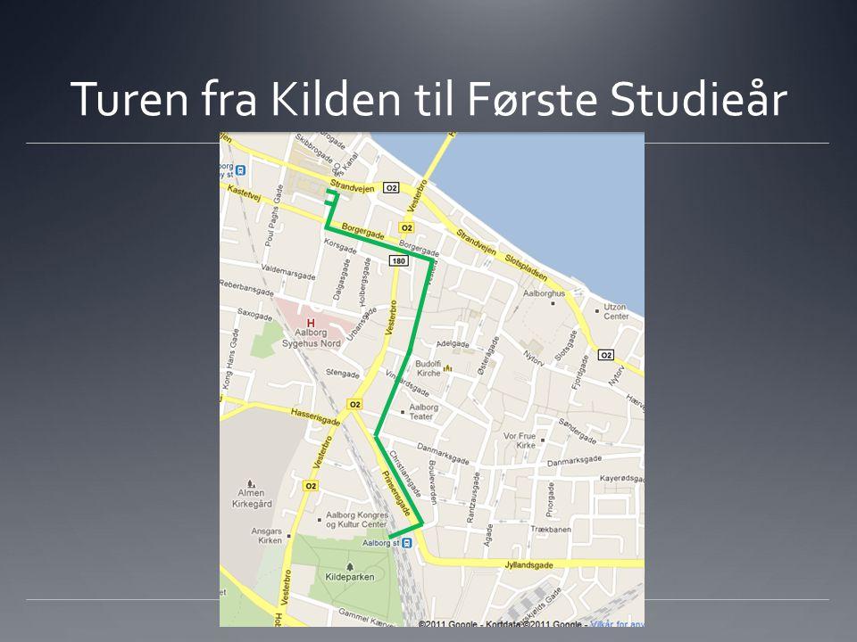Turen fra Kilden til Første Studieår