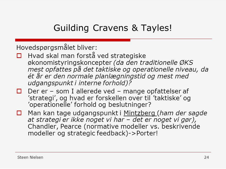 Steen Nielsen24 Guilding Cravens & Tayles.