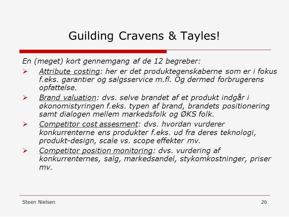 Steen Nielsen26 Guilding Cravens & Tayles.