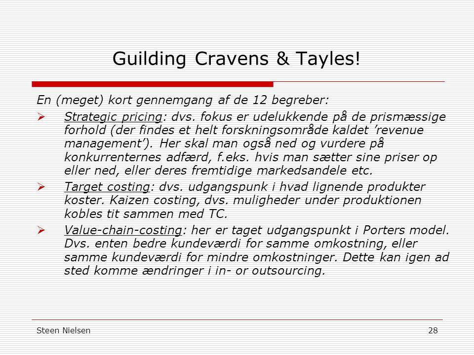 Steen Nielsen28 Guilding Cravens & Tayles.