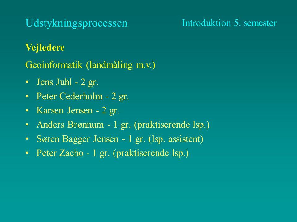 Erik Stubkjær - 3 gr. Lars Ramhøj - 3 gr. Henning Elmstrøm - 1 gr.