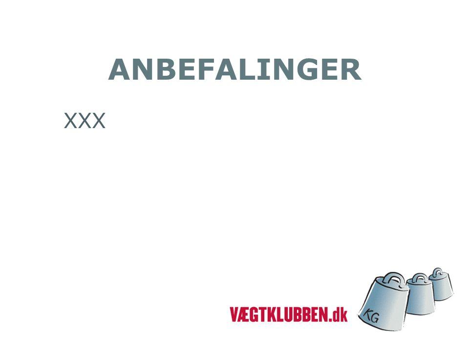 ANBEFALINGER XXX