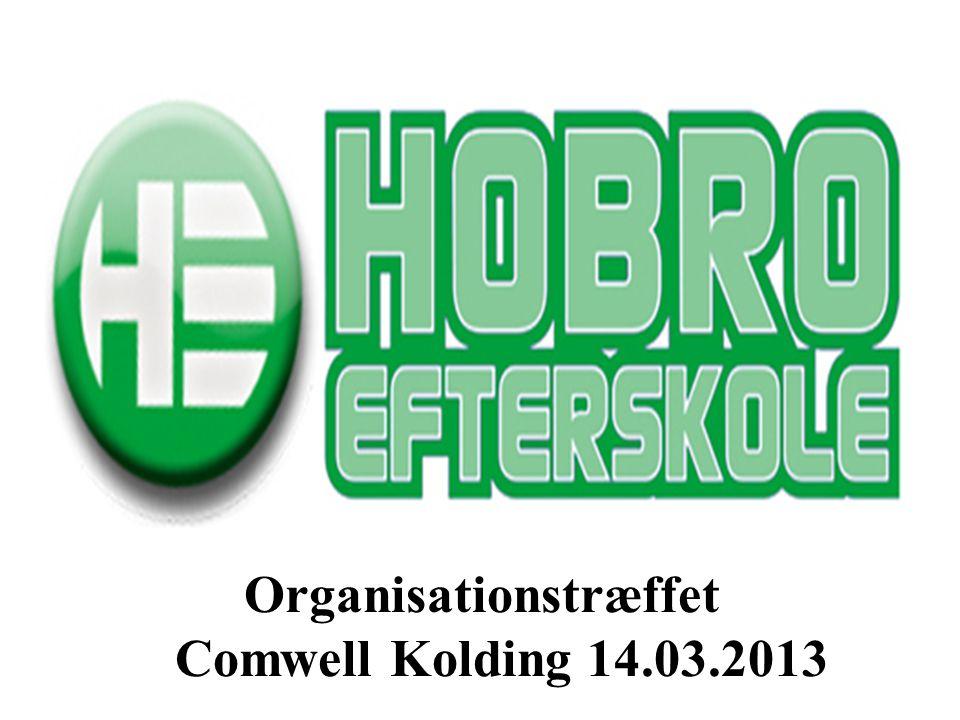 Organisationstræffet Comwell Kolding 14.03.2013