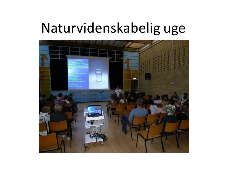 Naturvidenskabelig uge