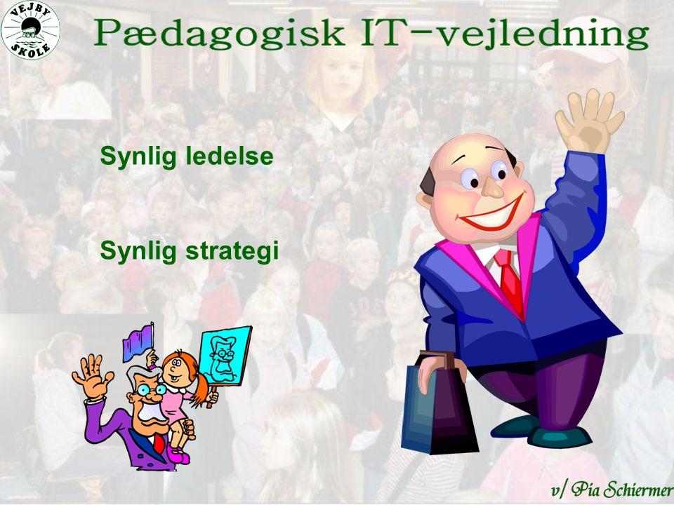 Synlig ledelse Synlig strategi