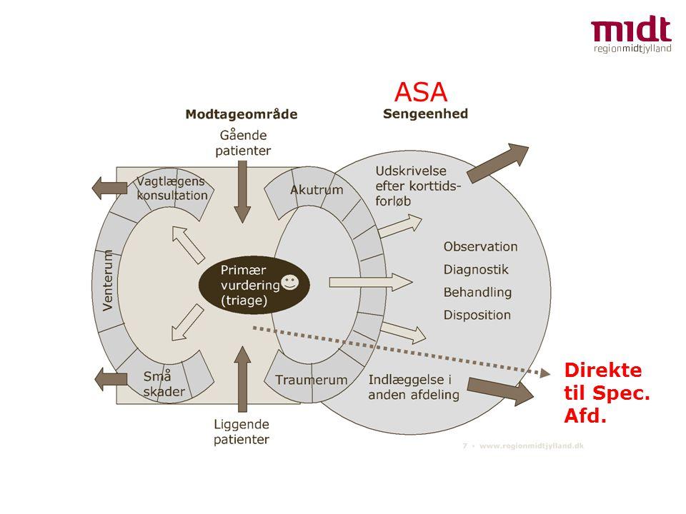 ASA Direkte til Spec. Afd.