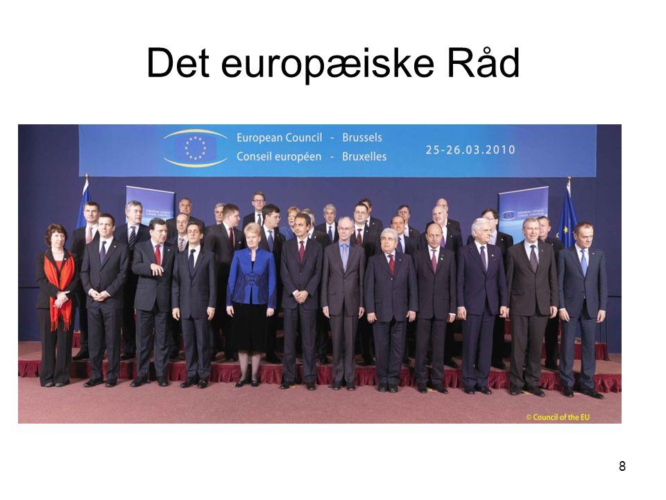 Det europæiske Råd 8