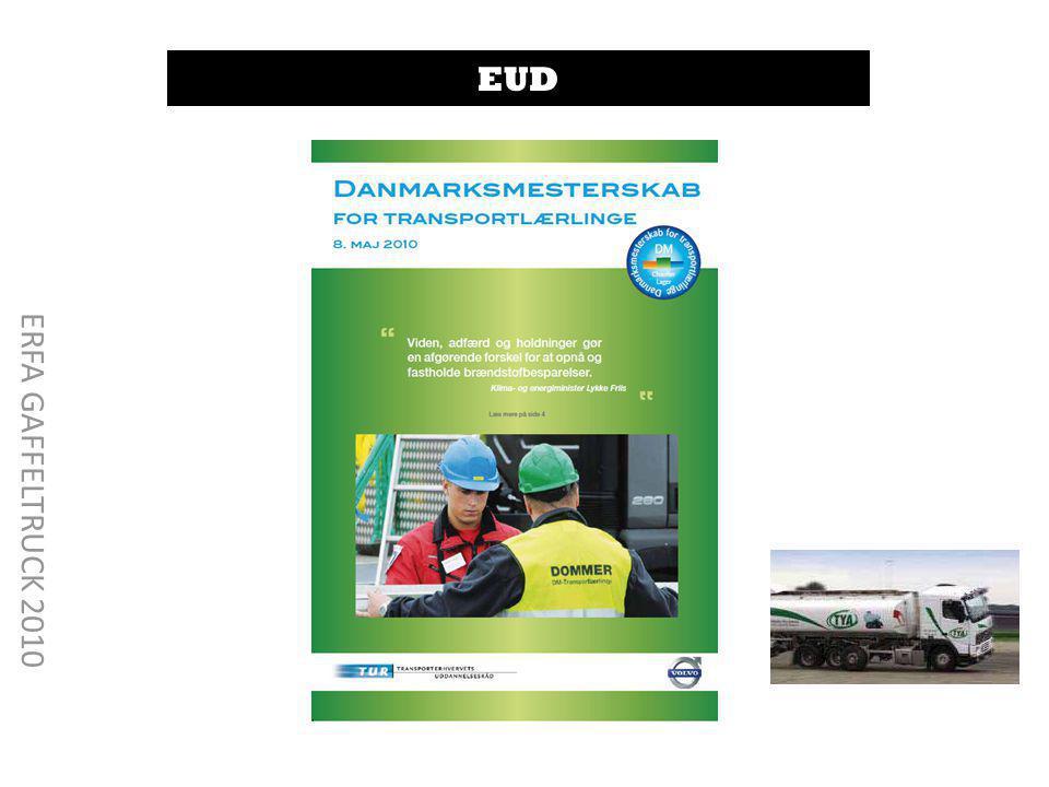 EUD ERFA GAFFELTRUCK 2010
