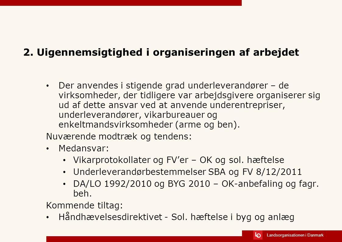 Landsorganisationen i Danmark 2.
