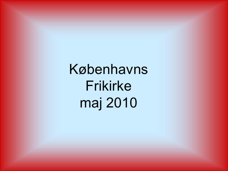 Københavns Frikirke maj 2010