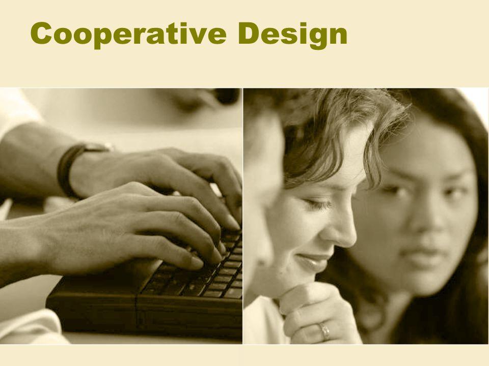 Cooperative Design