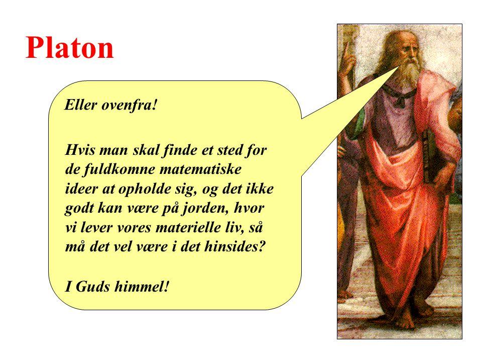 Platon Eller ovenfra.