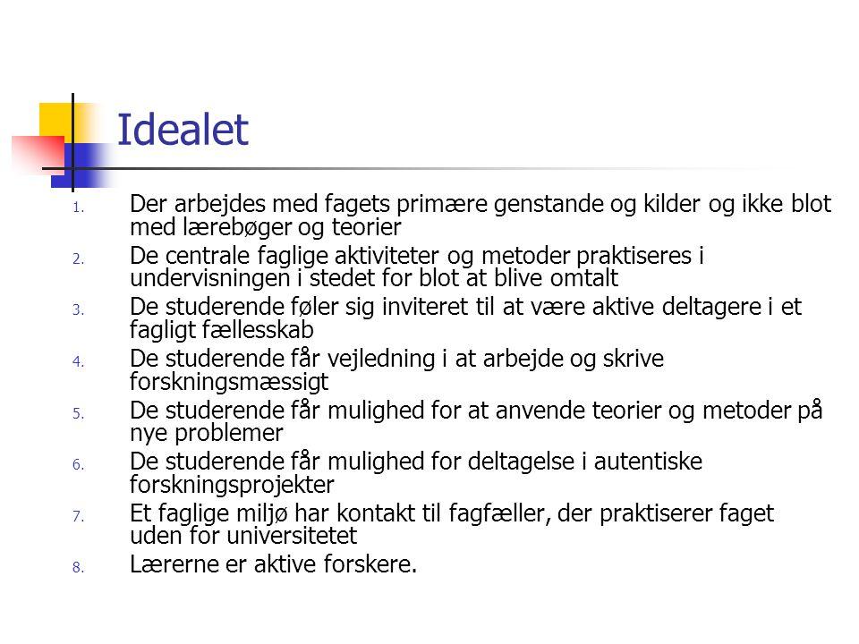 Idealet 1.