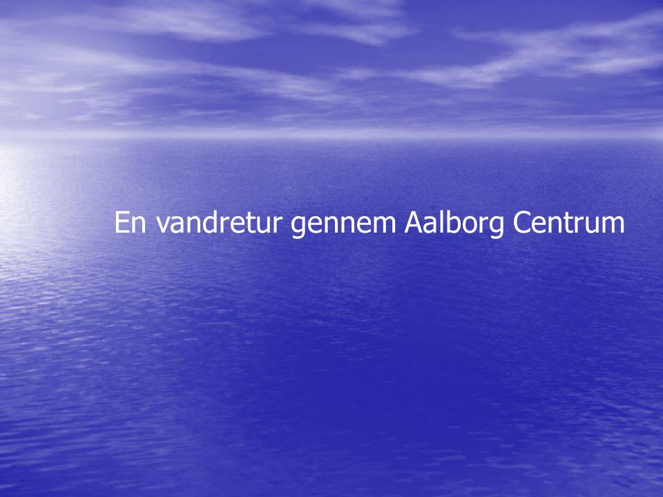 En vandretur gennem Aalborg Centrum