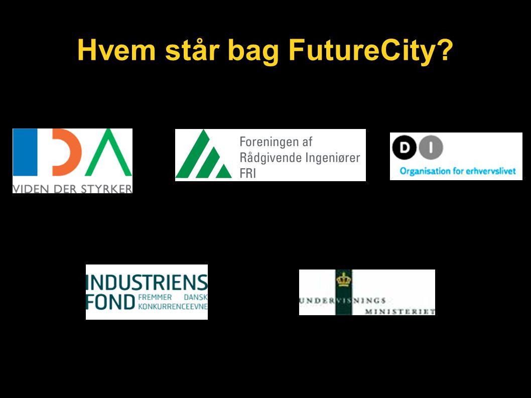 Hvem står bag FutureCity