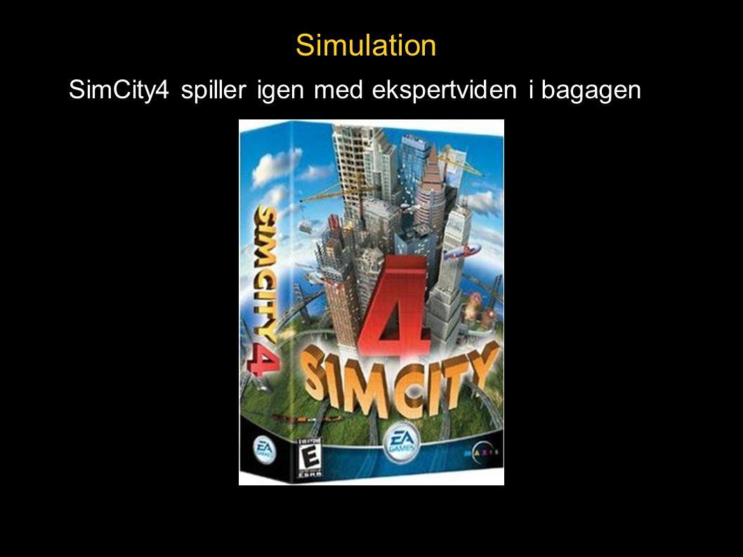 Simulation SimCity4 spiller igen med ekspertviden i bagagen