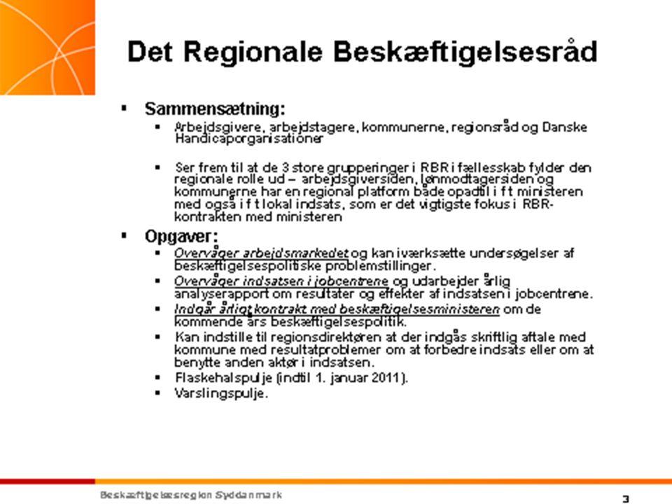Beskæftigelsesregion Syddanmark 2