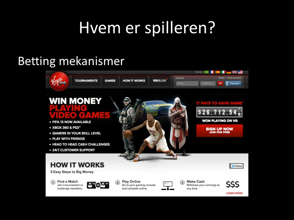 Betting mekanismer