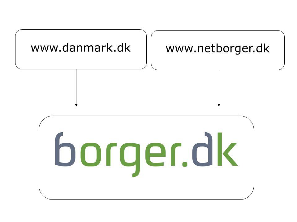 www.danmark.dk www.netborger.dk