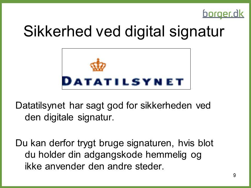 20 Hvad er borger.dk.Webportal til hele det offentlige Danmark: Ca.