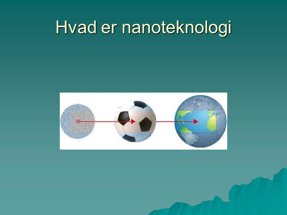 Hvad er nanoteknologi