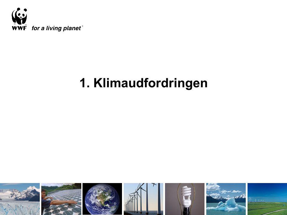 1. Klimaudfordringen
