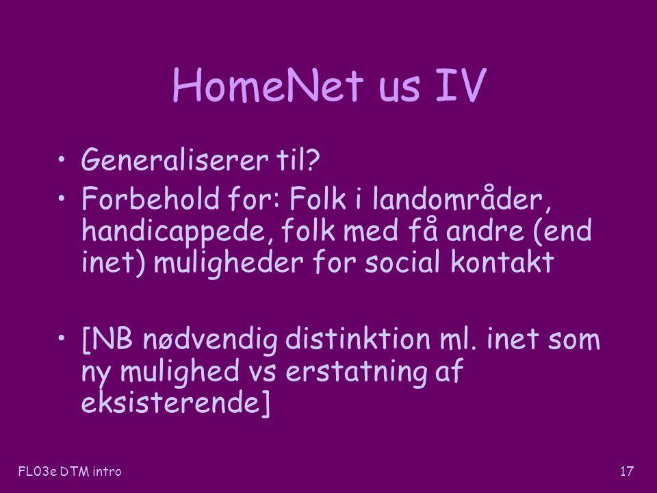 FL03e DTM intro17 HomeNet us IV Generaliserer til.
