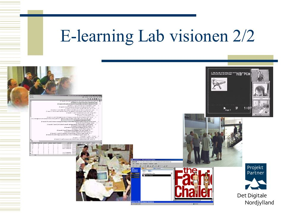 E-learning Lab visionen 2/2