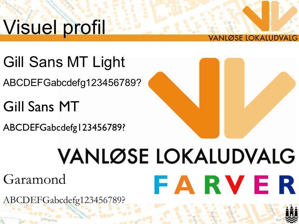 Visuel profil Gill Sans MT Light ABCDEFGabcdefg123456789.