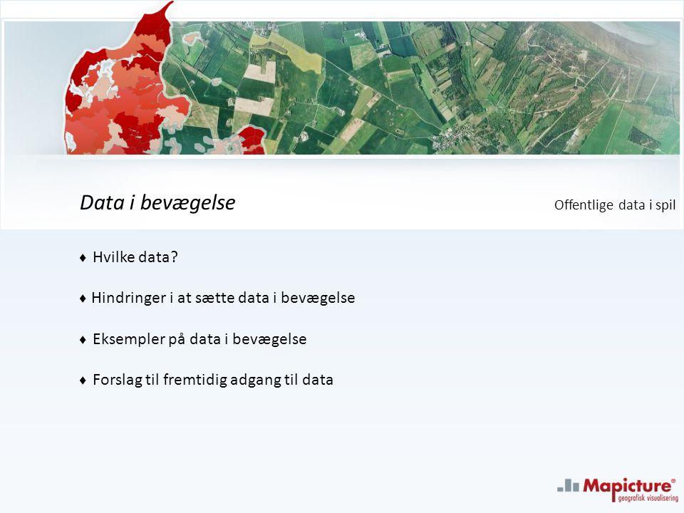 Hvilke data.