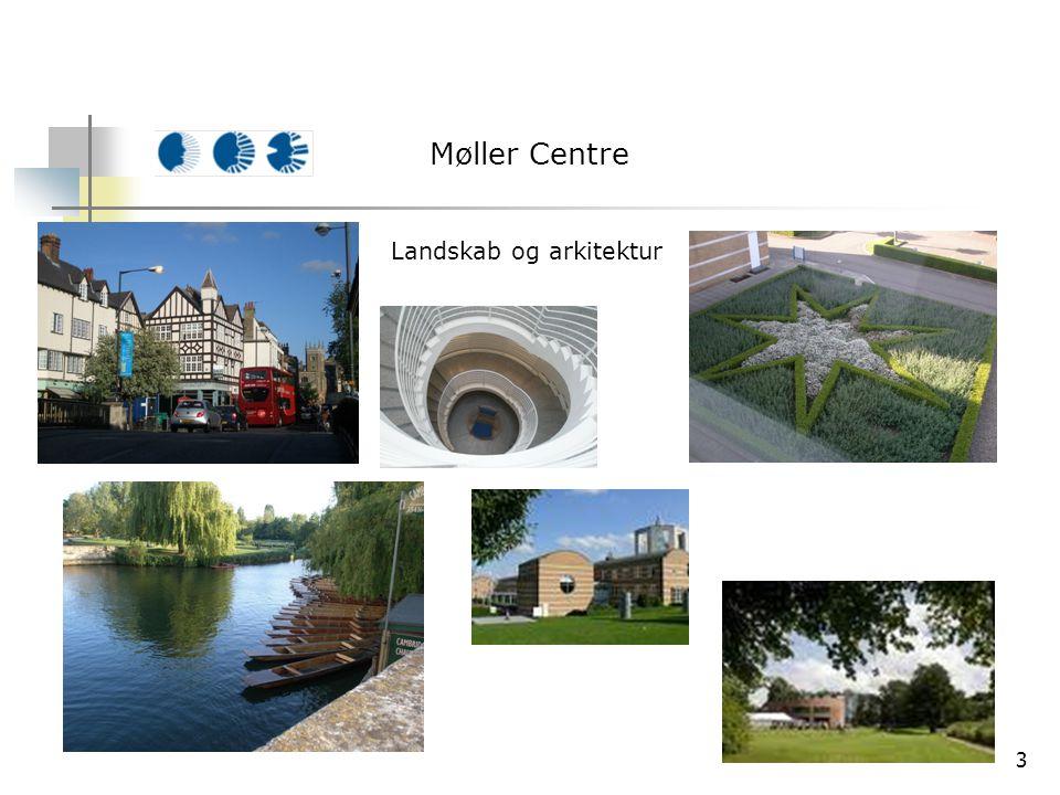 3 Møller Centre Landskab og arkitektur