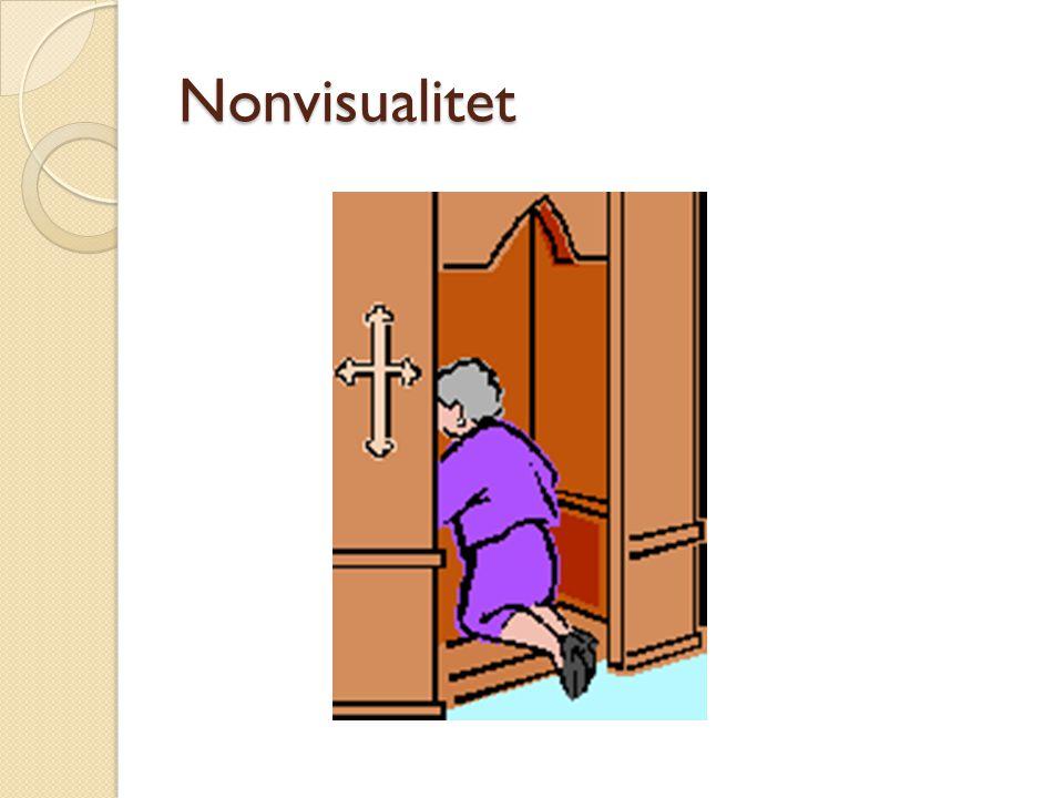 Nonvisualitet