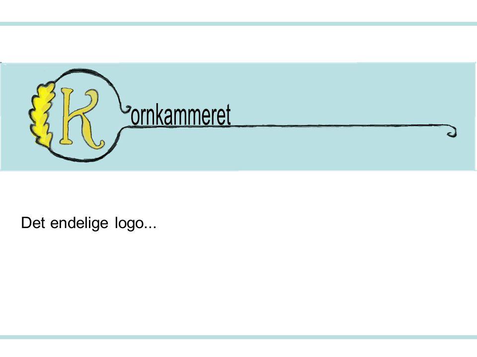 Det endelige logo...