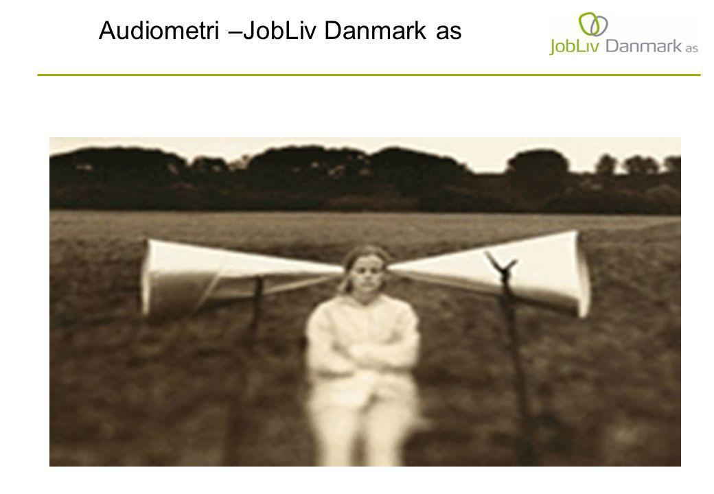 Audiometri –JobLiv Danmark as