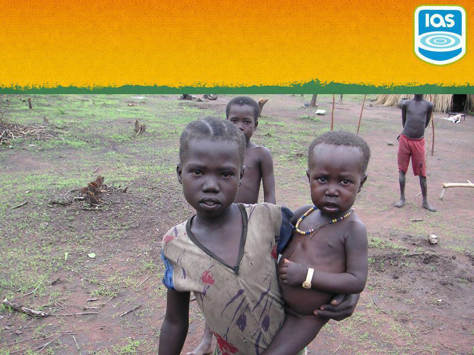 De stille kriser Eksempler: Over 200.000 flygtninge er strandet i Norduganda pga.