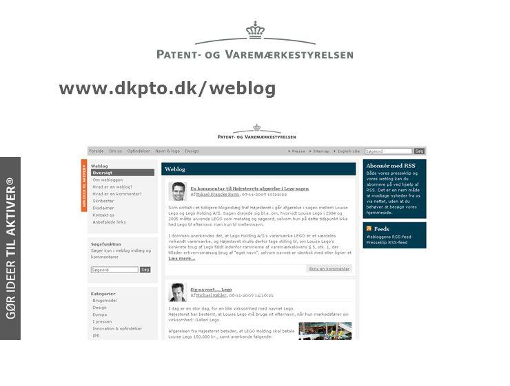 www.dkpto.dk/weblog